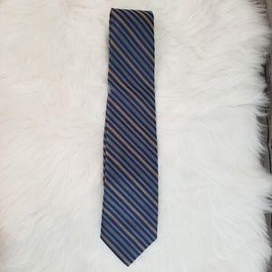 Calvin Klein Tie 100% Silk